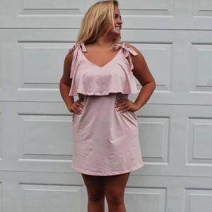 Dresses & Skirts - Beautiful blush pink dress